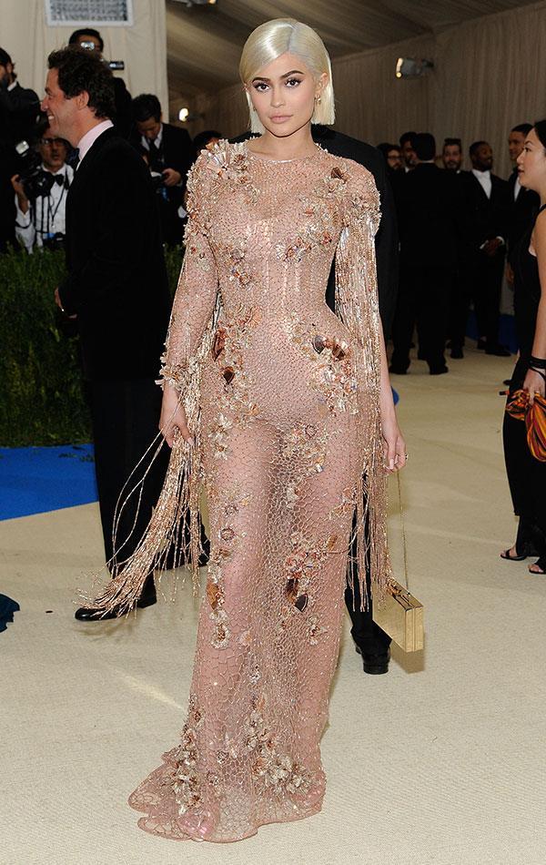 **9. Kylie Jenner**