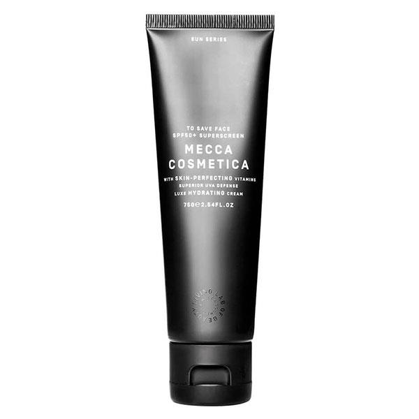 """Mecca Cosmetica To Save Face Superscreen SPF50+, $40 at [Mecca](https://www.mecca.com.au/mecca-cosmetica/to-save-face-superscreen-spf-50-/V-020875.html