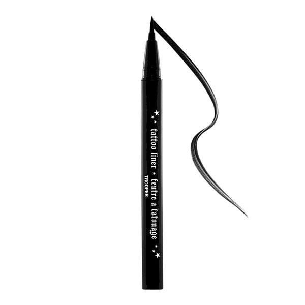 "Kat Von D Beauty Tattoo Liner, $28 at [Sephora](https://www.sephora.com.au/products/kat-von-d-tattoo-liner-trooper|target=""_blank"")."