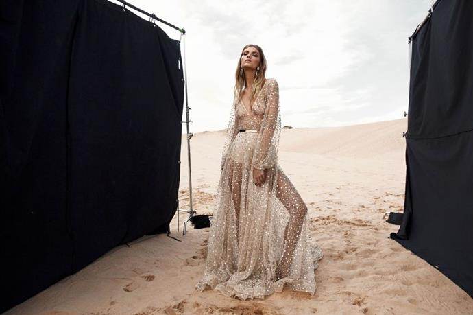 """**ONE DAY** <br><br> Introducing: the Aussie downtown it-girl. Australian label [One Day](https://www.onedaybridal.com.au/