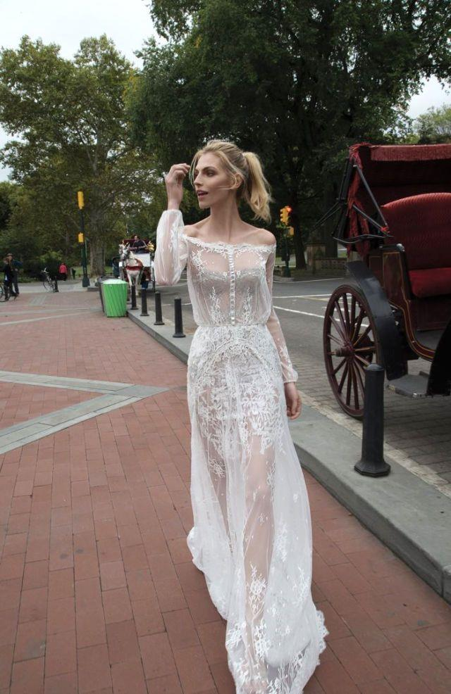 """**INBAL DROR** <br><br> Second-skin silhouettes are [Inbal Dror](http://inbaldror.com/