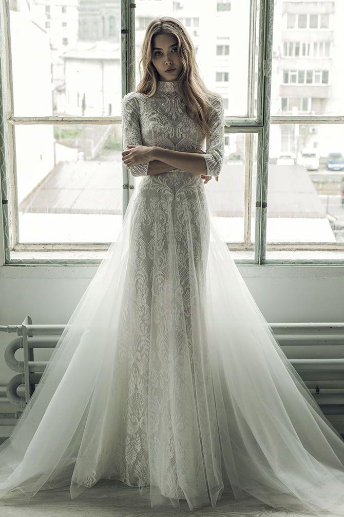 """**ERSA ATELIER** <br><br> A princess bride meets a modern day free spirit in all of [Ersa Atelier](http://www.ersaatelier.com/