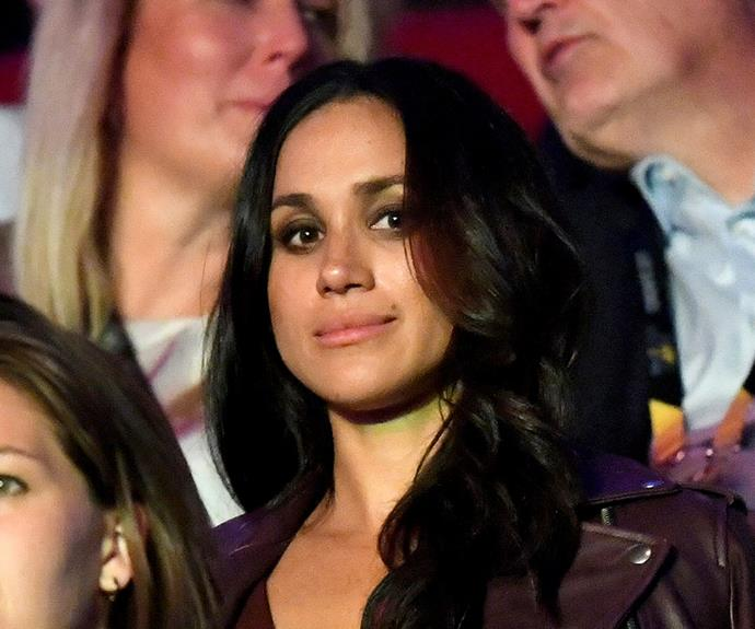 ***Smoky eye*** <br><br> When Meghan attended a night-time Invictus Games event in Canada last year, she was spotted wearing a dramatic smoky eye in a dark grey with strong eyeliner. She paired the look with a light pink lip and long, loose waves. <br><br> Royal ladies like Kate Middleton and the Princesses Eugenie and Beatrice tend to stick to the lighter end of smoky eyes by carefully lining their lashlines with browns and greys, so it's definitely refreshing to see Meghan venture out a little more.