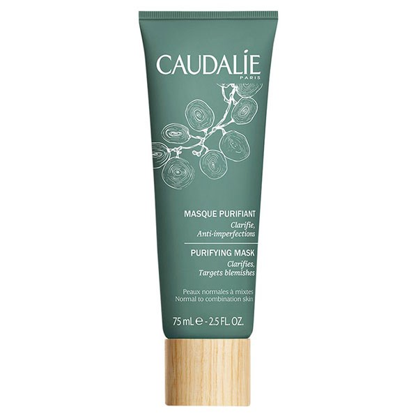 "**CONGESTED** <br><Br> Caudalie's Purifying Mask is made with two types of clay that help to soak up impurities, tighten the appearance of pores and remove dead skin cells. It is also highly concentrated in plant ingredients and grape-seed oil for added effectiveness.  <br><br> CAUDALIE Purifying Mask, $47, at [Sephora](https://www.sephora.com.au/products/caudalie-purifying-mask-75ml/v/default|target=""_blank"")."