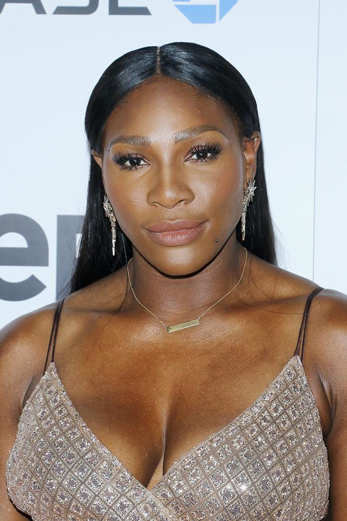 **SERENA WILLIAMS** <BR><BR> Treatment: Evian bath <br><br> Cost: Approx. $6,300 <br><br> Serena Williams was the first person to experience the world's most expensive bath at the Hotel Victor in Miami Beach. The 'Evian Experience' comes equipped with spa treatments and 1,000 litres of natural Evian spring water—talk about bathing in style…