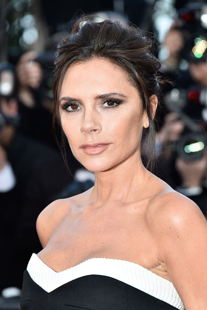 **VICTORIA BECKHAM** <BR><BR> Treatment: Sheep placenta facial  <br><br> Cost: Approx. $635 per treatment <br><br> Although it was discovered that Victoria Beckham puts bird droppings on her face for skin benefits, she also loves to have sheep placenta facials. The ingredient, which is flown from New Zealand, helps the prevention of radical damage to the skin—and by the looks of things, it seems to work pretty well.