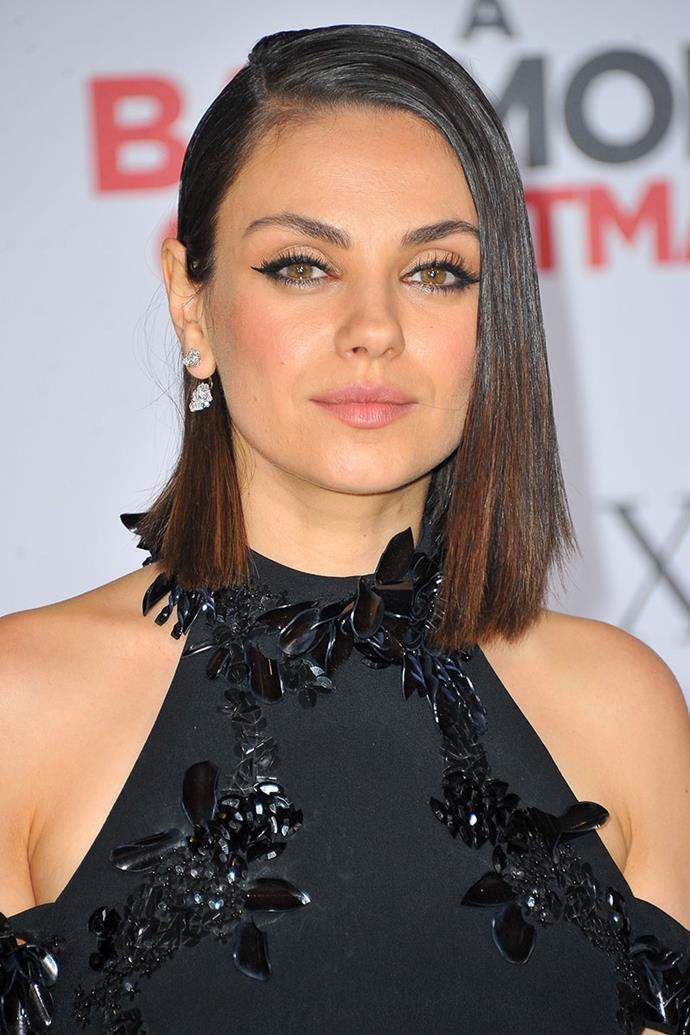 **MILA KUNIS** <br><br> Treatment: Ruby facial <br><br> Cost: Approx. $8,900 <br><br> In Hollywood, several A-listers love to indulge—especially Mila Kunis. The actress likes to keep her skin looking rejuvenated and fresh with a HD Diamond and Ruby Peel. The facial uses the stones to buff away skin impurities. You can try it out for a cool $8,900.