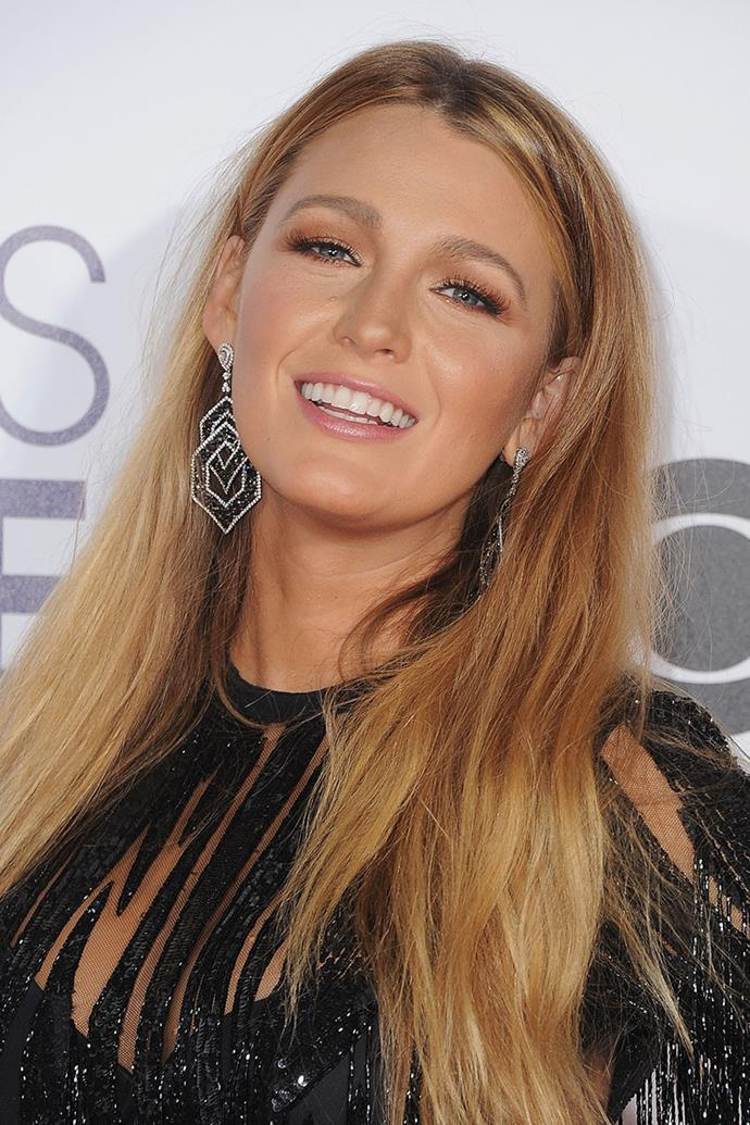 """**Blake Lively** <br><br> Being an actress comes with some serious perks, like living on set with several makeup artists and hairstylists. This is where Blake Lively learns all of her skills, telling [*The Cut*](https://www.thecut.com/2013/12/interview-blake-lively-on-pixie-cuts-cookies.html