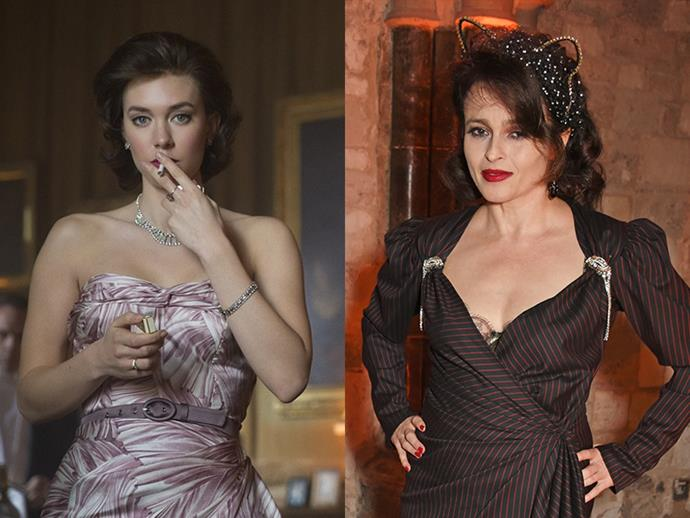 "**Princess Margaret: Vanessa Kirby will be replaced by Helena Bonham Carter** <br> Vanessa Kirby decided to announce the news to the world that she was ""honoured"" to be replaced by the brilliant Helena Bonham Carter, on Instagram. Kirby had mastered the role of the notoriously rebellious royal, bringing charm, elegance and an air of cheekiness to Princess Margaret. As we're used to seeing Bonham Carter in slightly odder, more whimsical and creative characters, it'll sure be an adjustment watching her don a tiara for this role."