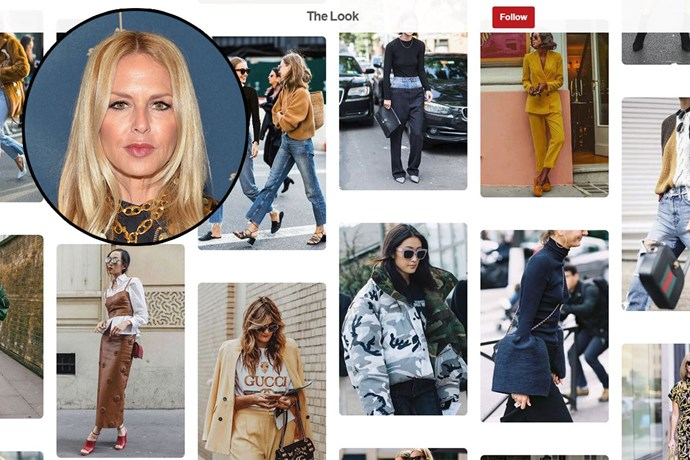"**Rachel Zoe** <br><br> Account name: [RachelZoe](https://www.pinterest.com.au/rachelzoe/ |target=""_blank"") <br><br> Follower count: 165k <br><br> Discover the world of Rachel Zoe through her Pinterest account, which includes beauty tips and tricks, street style and travel inspiration."