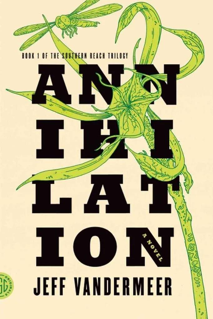 ***Annihilation* by Jeff Vandermeer** <br><br> **Synopsis:** A biologist sets out with a small team to investigate a mysterious place called Area X to find out how her husband was killed. <br><br> **Who's in it:** Natalie Portman, Gina Rodriguez, Oscar Isaac and Tessa Thompson. <br><br> **Release date:** February 22