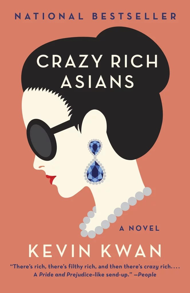 ***Crazy Rich Asians* by Kevin Kwan** <br><br> **Synopsis:** University professor Nick Young takes his Chinese-American girlfriend, Rachel Chu, to meet his family in Singapore for the first time. She has no idea that his family is super rich, and that he's considered the country's most eligible bachelor. <br><br> **Who's in it:** Constance Wu will play Rachel, Henry Golding will play Nick, and the huge supporting cast is made up of established and up-and-coming Asian actors. <br><br> **Release date:** August 16