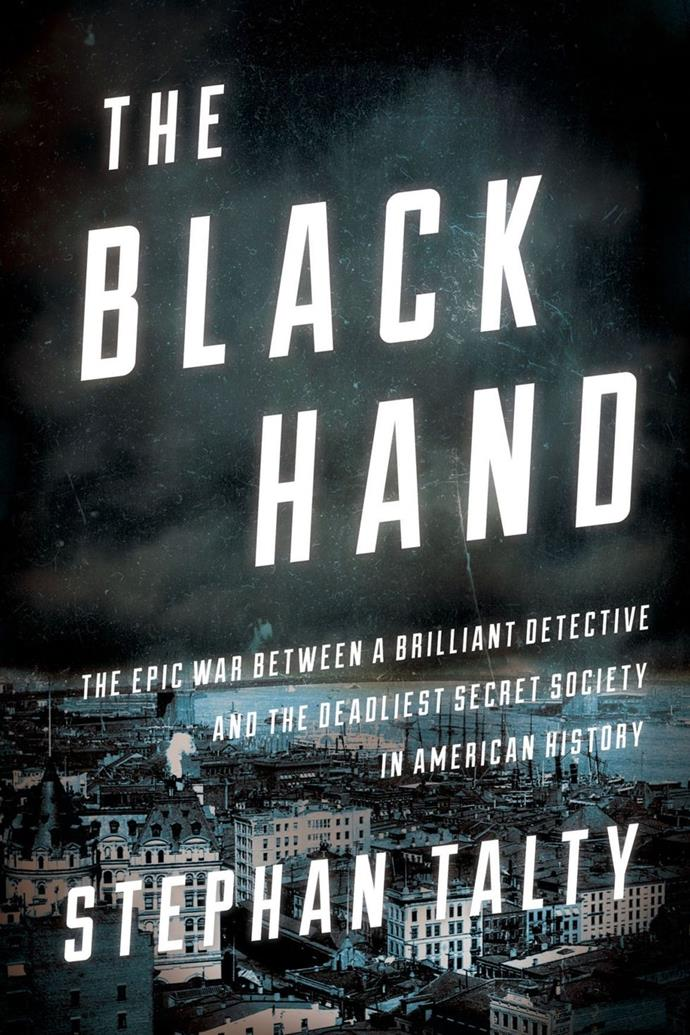 ***The Black Hand: The Epic War Between a Brilliant Detective and the Deadliest Secret Society in American History* by Stephan Talty** <br><br> **Synopsis:** A detective, Joseph Petrosino, investigates the origins of the Mob, originally known as the Black Hand. <br><br> **Who's in it:** Leonardo DiCaprio will play Joe Petrosino. <br><br> **Release date:** TBA