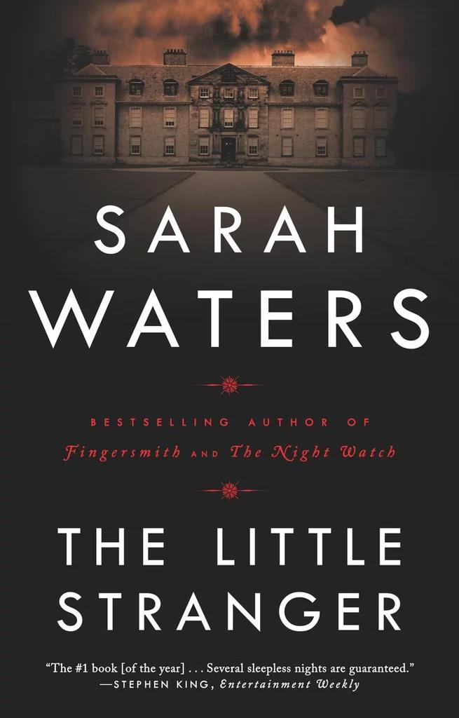 ***The Little Stranger* by Sarah Waters** <br><br> **Synopsis:** A doctor visits a patient at Hundreds Hall, a house where its inhabitants are haunted by something ominous. <br><br> **Who's in it:** Domhnall Gleeson, Ruth Wilson and Charlotte Rampling. <br><br> **Release date:** August 30