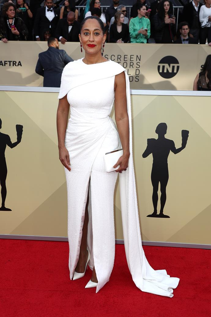 Tracee Ellis Ross in Ralph & Russo Couture