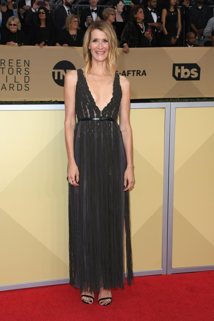 Laura Dern in Christian Dior Couture