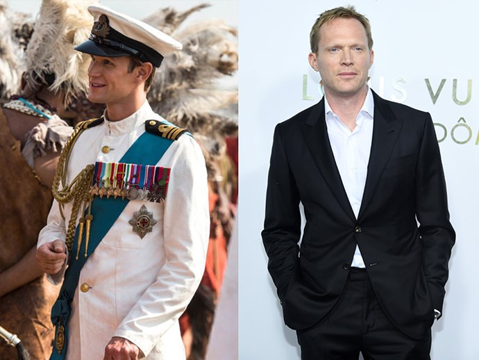 "**Prince Philip: Matt Smith may be replaced by Paul Bettany** <br> According to reports, Paul Bettany is nearing a deal to replace Matt Smith on The Crown as Prince Philip. Although there is no deal in place as yet, sources have told *[The Hollywood Reporter](https://www.hollywoodreporter.com/live-feed/crown-paul-bettany-deal-play-prince-philip-1076246|target=""_blank"")* that the British actor is close to signing on for Seasons 3 and 4 of the hit Netflix series."