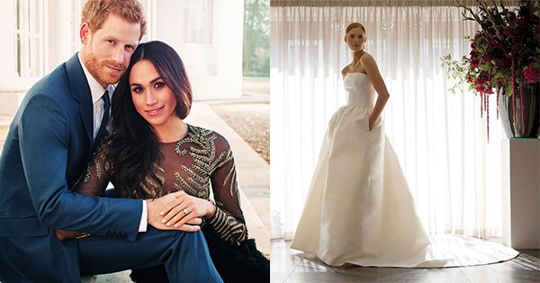 Stewart Parvin Is The Favourite To Design Meghan Markles Wedding