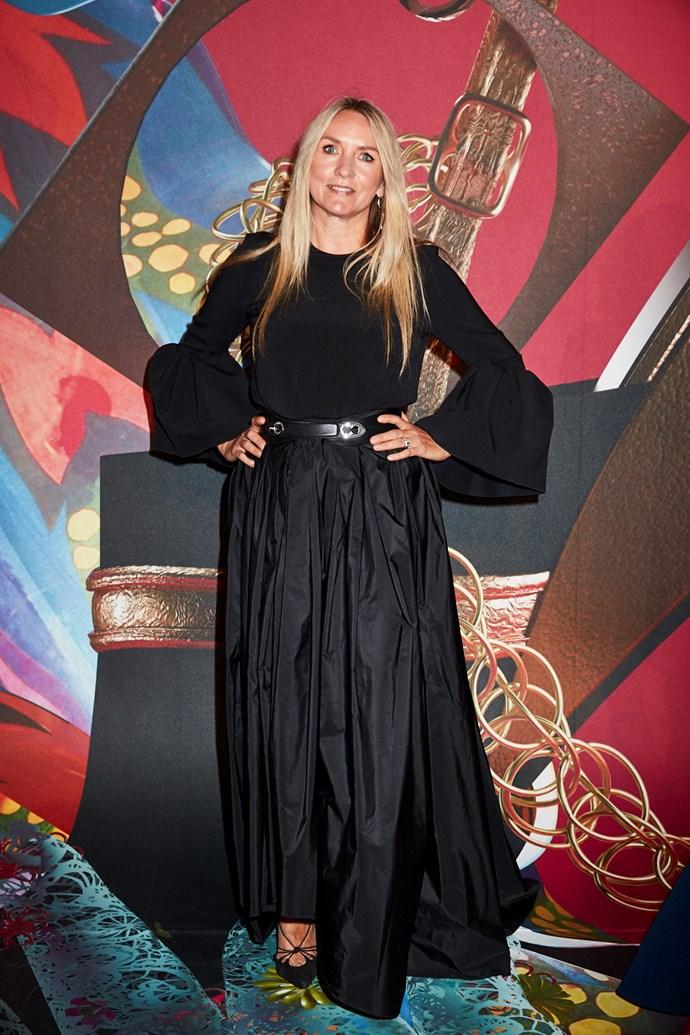 Designer Collette Dinnigan