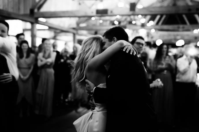 **Was there anything the groom was really keen on including in the wedding? **Ben was surprisingly keen on getting dance lessons and having a great first dance. It was so much fun.