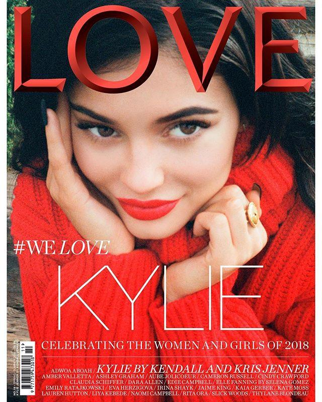 Kylie did manage to grace a magazine cover whilst pregnant, but kept her baby bump a secret by enlisting her sister Kendall Jenner as her interviewer and photographer—a smart PR move as she gets the coverage without spilling her secret.