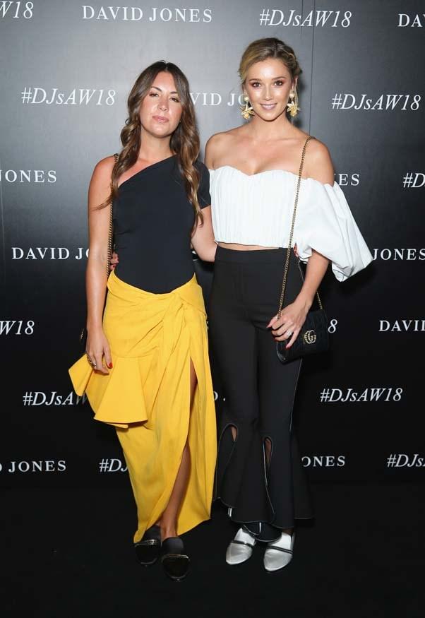 Tamara Ingham and Jasmine Yarbrough