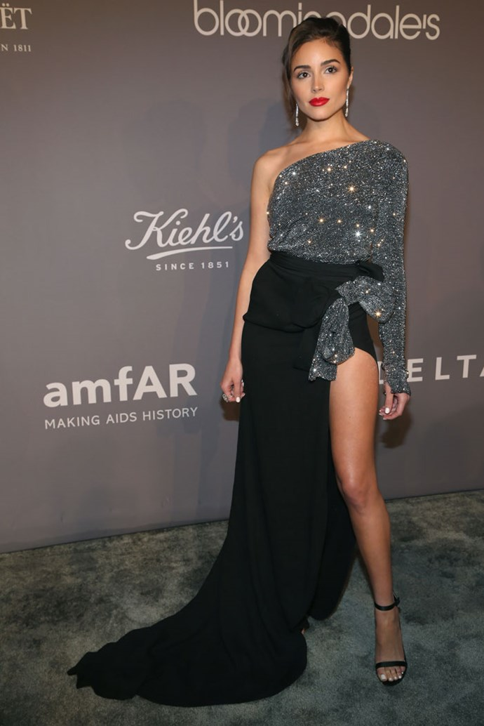 Olivia Culpo in Redemption Couture