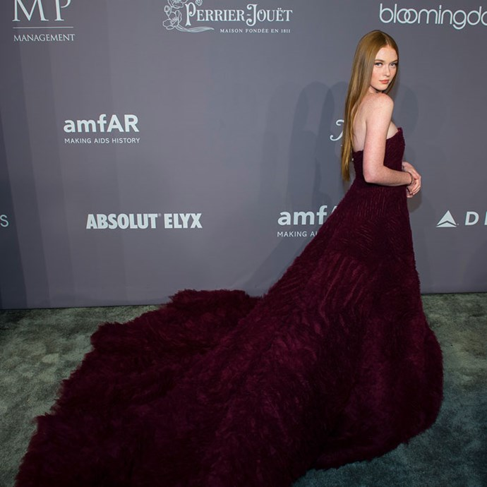 Larsen Thompson in Ong Oaj Pairam