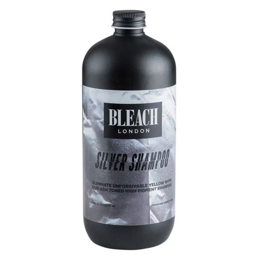 "**Bleach London Silver Shampoo, £8.99 at [Superdrug](https://www.superdrug.com/Hair/Shampoo/Shampoo/Bleach-London-Silver-Shampoo-500ml/p/744632|target=""_blank"").**  <br><br>  This blonde shampoo is a cult-favourite in the UK. It does an impressive job of neutralising brassy tones *and* it's affordable."