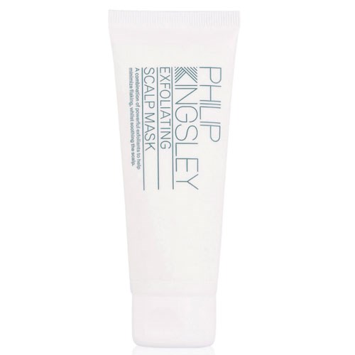 "**Philip Kingsley Exfoliating Scalp Mask, £17 at [Marks & Spencer](http://www.marksandspencer.com/exfoliating-scalp-mask-75ml/p/p22338306?&pdpredirect|target=""_blank"").** <br><br>  40 years ago, Philip Kingsley created his famous Elaticizer for Audrey Hepburn—a product that still sells well today. One of his newer formulations, the Exfoliating Scalp Mask, soothes and exfoliates flaking and itchy scalps. We're saving this one for winter."