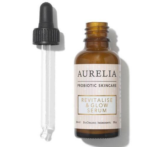 "**Aurelia Probiotic Skincare Revitalise and Glow Serum, £64.00 at [Spake NK](http://www.spacenk.com/uk/en_GB/skincare/treatment/serums/revitalise-and-glow-serum-MUK200011827.html|target=""_blank"").** <br><br> Probiotics are a serious trend right now in both the skincare and wellness sectors. This Aurelia Probiotic Skincare Revitalise and Glow Serum is a favourite of cool girls in the UK. It's a lightweight serum that helps to prevent the signs of premature ageing with the help of botanicals, vitamin E and, of course, probiotics."