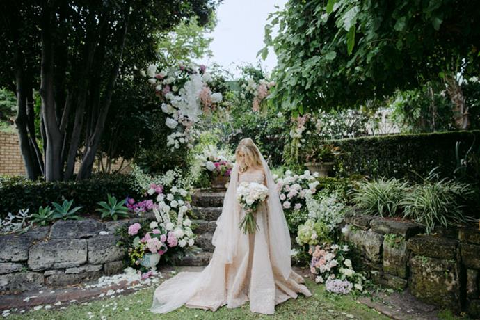 """**Her one tip for future brides: **Everyone is there to help you! Don't get too bogged down in the little things, you really won't notice them on the day. <br> <br> *Getting married? Join our private group, [**The Bridal Directory**](https://www.facebook.com/groups/354270651754141