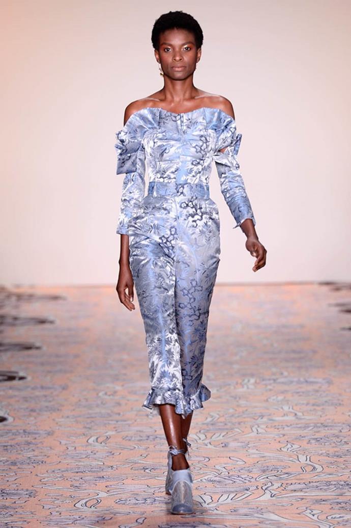 Alice McCall, New York Fashion Week autumn/winter '18