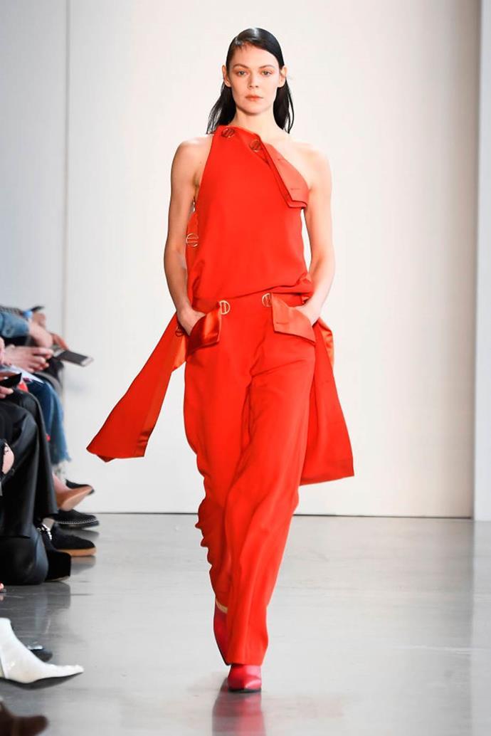 Dion Lee, New York Fashion Week autumn/winter '18