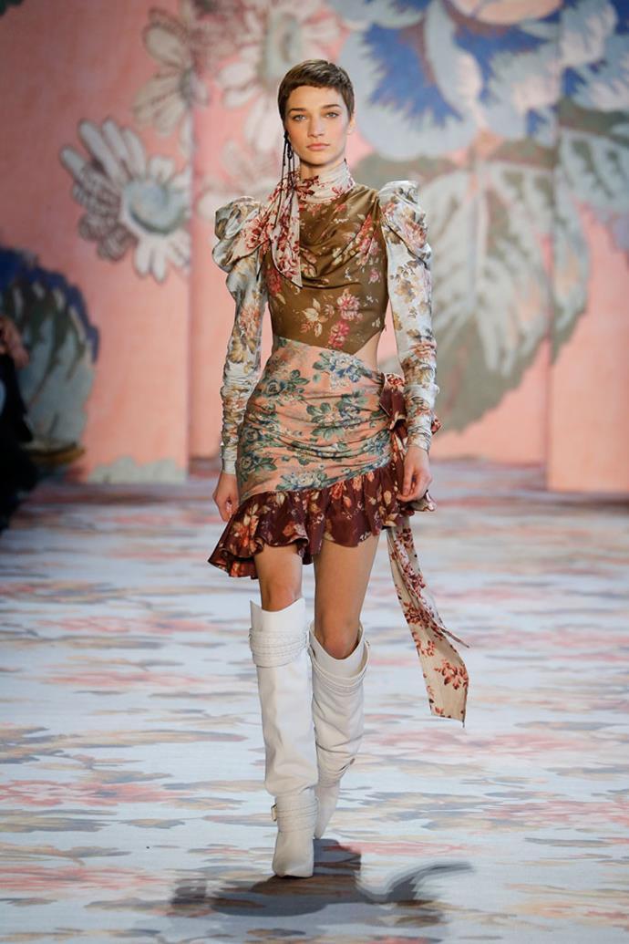 Zimmermann, New York Fashion Week autumn/winter '18