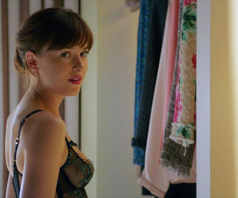a0ad174c4c01 The Undeniable Fashion Influence Of 'Fifty Shades Of Grey' | Harper's  BAZAAR Australia