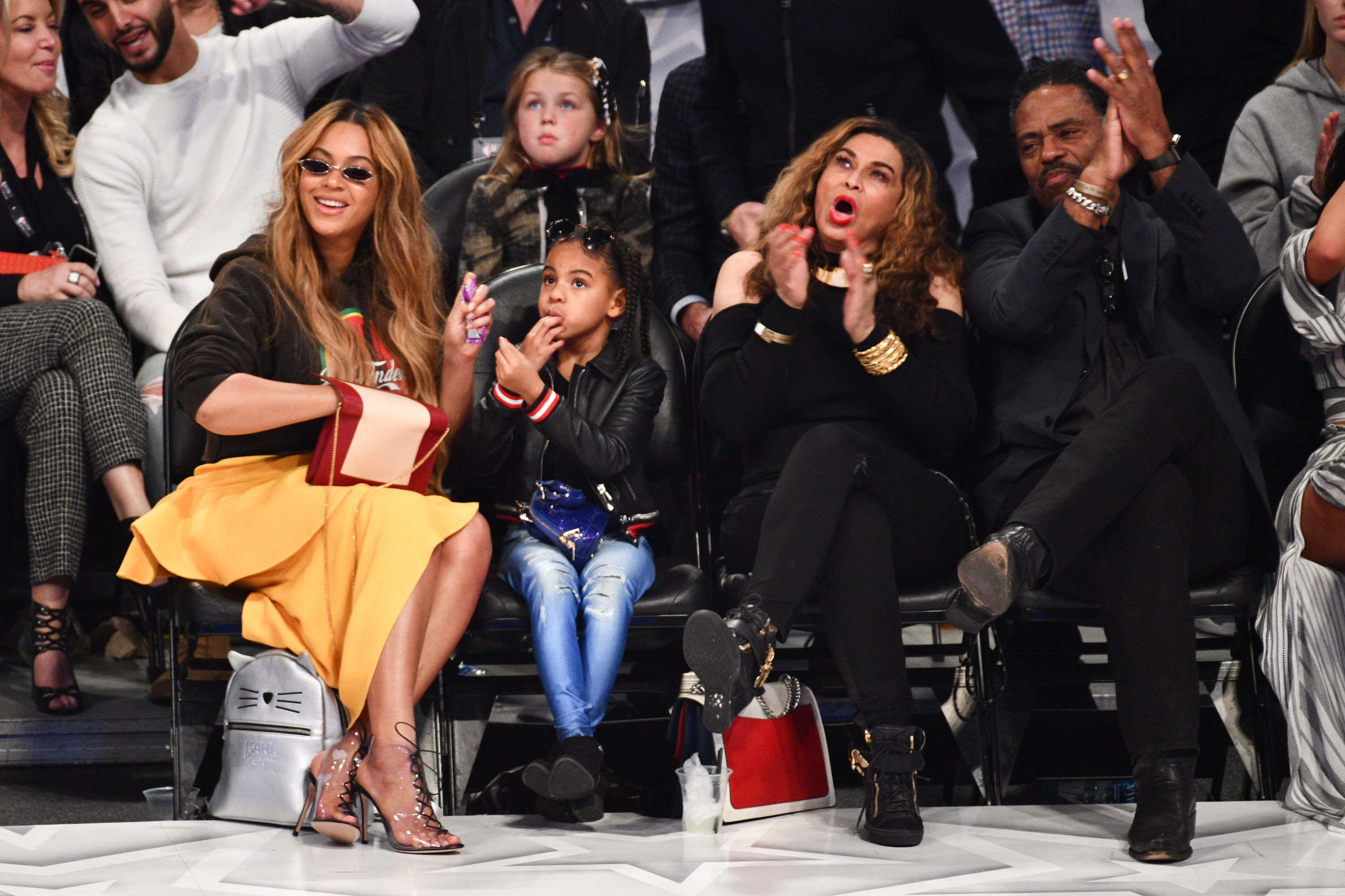 Beyoncé Turns Down $10M Offer for 'Blue Ivy' Trademark