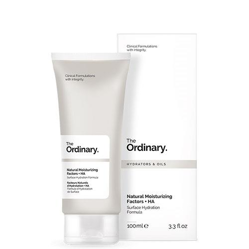 "**Natural Moisturizing Factors + HA, $12.90 at [The Ordinary](http://theordinary.com/product/rdn-natural-moisturizing-factors-ha-100ml?redir=1|target=""_blank"").**  <br><br> This unique blend of 'natural moisturising factors' includes multiple amino acids, fatty acids, triglycerides, urea, ceramides, phospholipids, glycerin, saccharides, sodium PCA and hyaluronic acid."