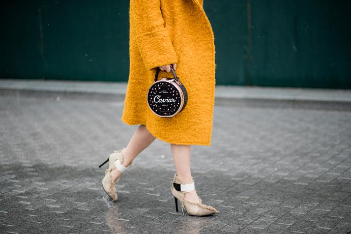 7. Bursts of yellow<br><br> Citrus tones are finding increasing relevance on the runway, so it's no surprise editors and A-listers opted for a subtle (or sometimes, not-so-subtle) injection of yellow.<br><br> Image: Getty