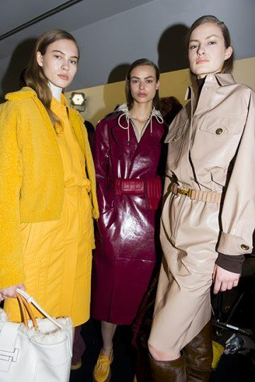 Tods autumn/winter '18 <br><br> Image: Jason Lloyd Evans
