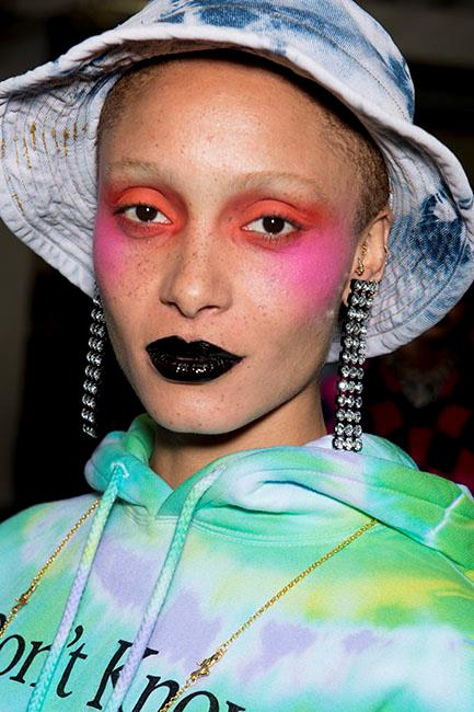 Ashley Williams—London Fashion Week Autumn/Winter '18 <br><br> (Image: Jason Lloyd-Evans)