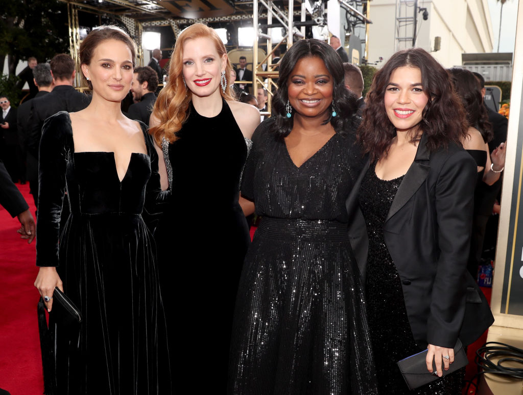 Why There Won't Be A #TimesUp Dress Code At The Oscars