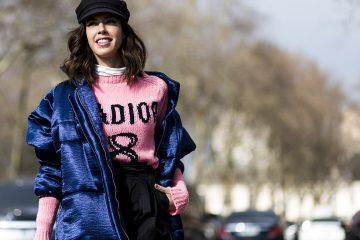 Paris Fashion Week <br><br> Image: Jason Lloyd Evans