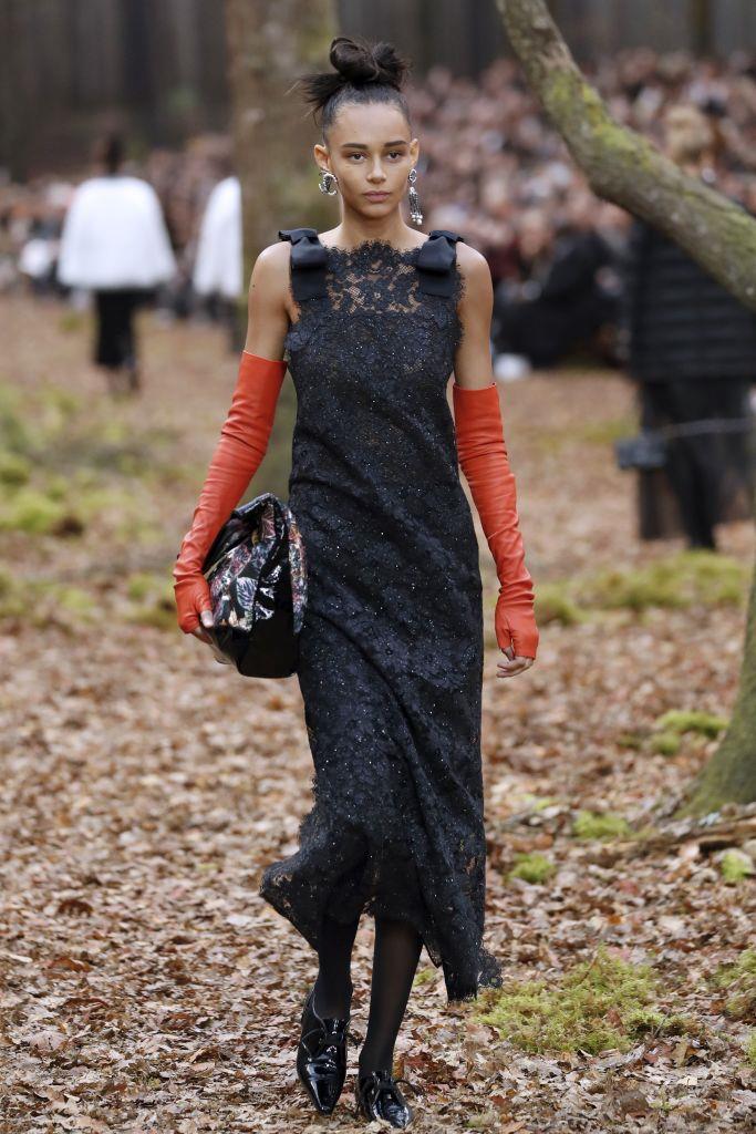 Chanel autumn/winter '18  Image: Getty