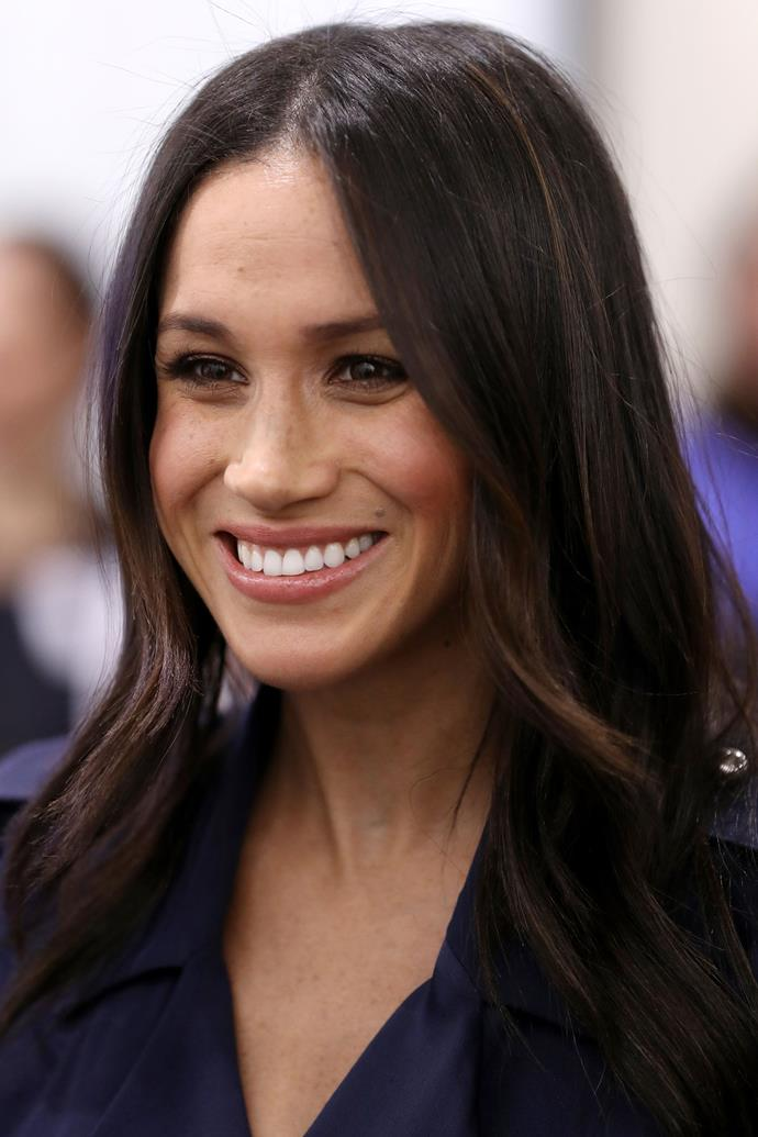 """**Meghan Markle** <br><br> While we know Markle will always include a [natural looking foundation](https://www.harpersbazaar.com.au/beauty/meghan-markle-favourite-foundation-makeup-15886 target=""""_blank"""") in her everyday routine, the future royal's essential travel product isn't makeup or skincare related, but rather something that will keep her germ-free in transit.  <br><br> """"I'm no germophobe, but when I get on a plane I always use some quick hand wipes or a travel sanitiser spray to wipe it all down,"""" said Markle on her former lifestyle site, [*The Tig*](http://www.dailymail.co.uk/femail/article-5459847/Meghan-Markes-one-travel-essential-revealed-hand-sanitiser.html  target=""""_blank"""" rel=""""nofollow"""")."""