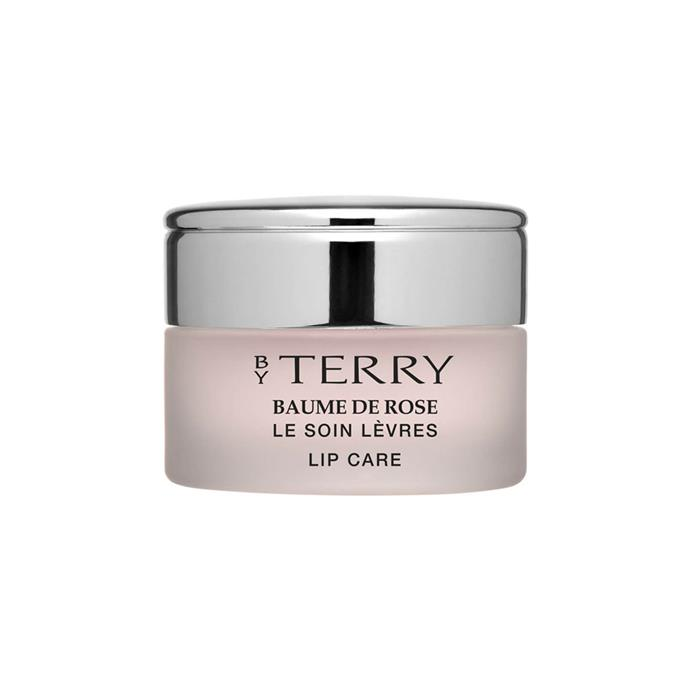 """By Terry Baume de Rose, $82 at [MECCA](https://www.mecca.com.au/by-terry/baume-de-rose-spf15/I-003628.html target=""""_blank"""" rel=""""nofollow"""")."""