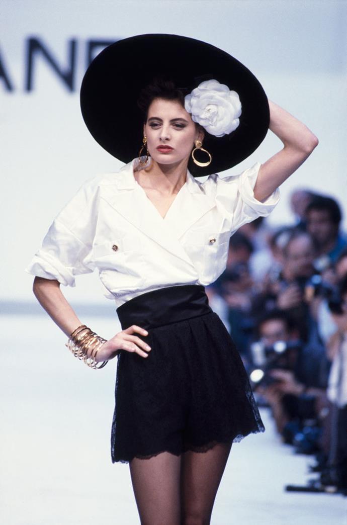 Chanel, 1987