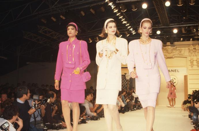 Chanel, 1985