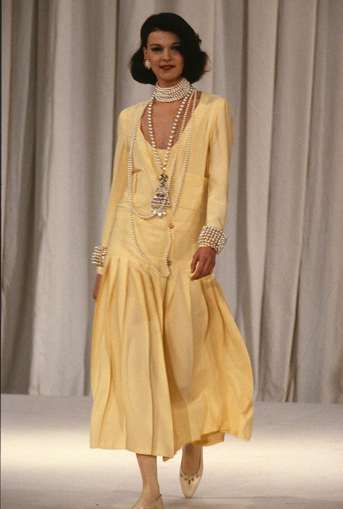Chanel, 1989