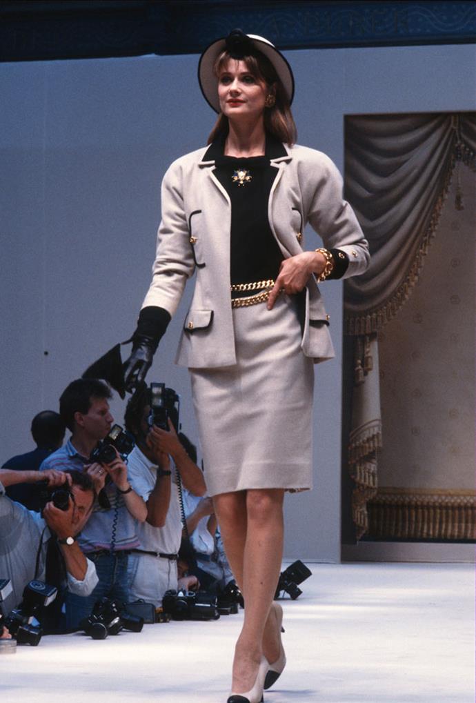 Chanel, 1986